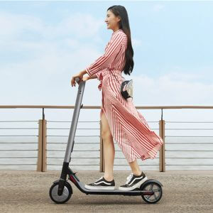 Ninebot ES4 Electric Scooter Sports Version Ireland