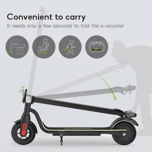 Megawheels S10 New Electric Scooter Ireland